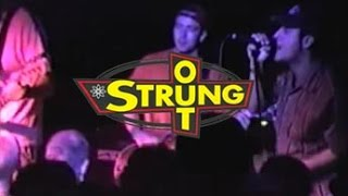 STRUNG OUT Away + Talking to myself MONTREAL 1994