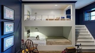 Top 100 Bunk Bed Design Ideas - Space Saving Furniture 2020