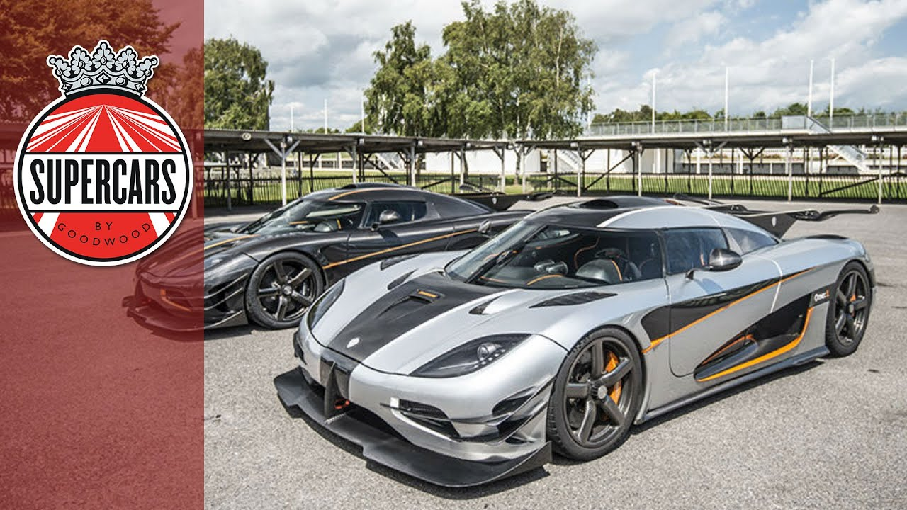 The First Drive Of The Insane Koenigsegg One:1 Will Have You Drooling