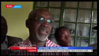 Former minister Franklin Bett urges Kericho residents to take voter registration exercise seriously
