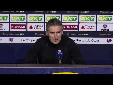 CDL | Lyon 3 -1 Brest | La réaction des coaches