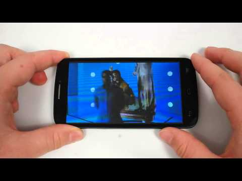 Alcatel One Touch Pop C7 unboxing and hands-on