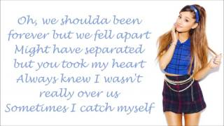 Ariana Grande ~ Cadillac Song ~ Lyrics