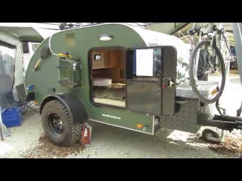 abenteuer offroad 2014 mini caravan freerider. Black Bedroom Furniture Sets. Home Design Ideas