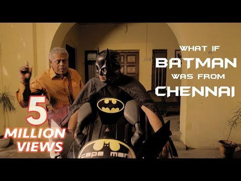 What If Batman Was From Chennai? | Put Chutney
