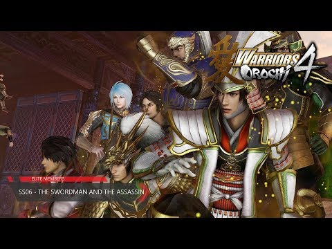 Warriors Orochi 4 - (SS-06) - The Swordman and the Assassin (Chaotic Difficulty)