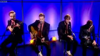 McFly Love Is Easy Performance - BBC Breakfast [HQ]