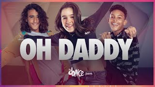 Oh Daddy   Natti Natasha (Coreografia Oficial) Dance Video