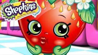 Shopkins | FULL EPISODE - HAPPY BIRTHDAY STRAWBERRY | Shopkins cartoons | Cartoons for Children