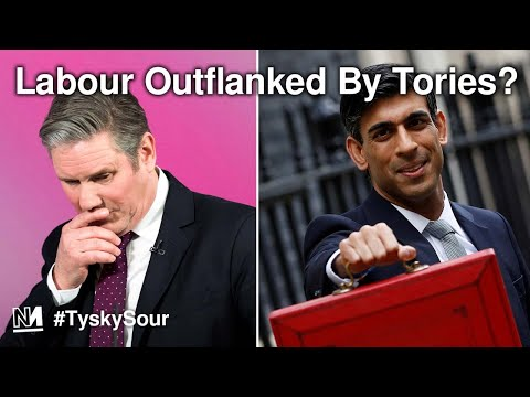 Are Labour Now To The Right Of The Tories On Taxing Big Business? | #TyskySour