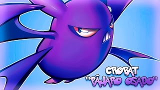 Crobat  - (Pokémon) - POKÉMON RUBÍ OMEGA & ZAFIRO ALFA BATTLES MONOTYPES: CROBAT,