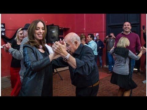 No es Malena pero baila: mirá a la Gobernadora dándole al tango