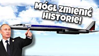 Jak nowy samolot Putina mógł zmienić historie?