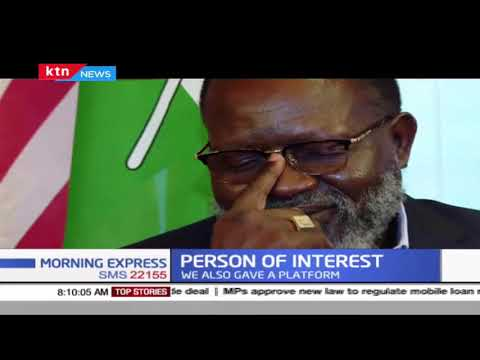 Focus on the life journey of Professor George Wajackoyah | PERSON OF INTEREST (Part 2)