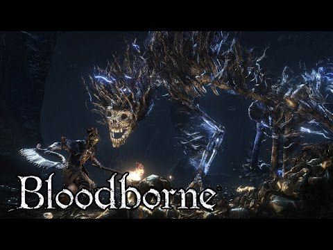 Видео № 0 из игры Bloodborne: Порождение крови - Коллекционное Издание (Б/У) [PS4]