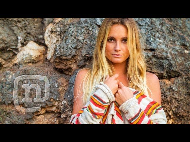 Alana Blanchard Oahu Surfing & Bikini Photo Shoots, Surfer Girl Ep. 204