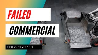 Chevy Silverado Strong Steel Bed Outperforms Ford F-150-Aluminum Bed Ad - BUSTED [OPENEYE AUTO]