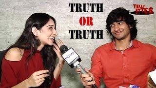 Vrushika Mehta and Shantanu Maheshwari play TRUTH OR TRUTH
