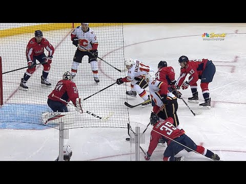 11/20/17 Condensed Game: Flames @ Capitals