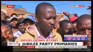 World View:Confusion in Jubilee party primaries - 21st April,2017