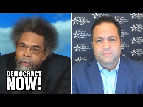 Cornel West & Ben Jealous on Whether Progressives Can Push Joe Biden Leftward If He Defeats Trump