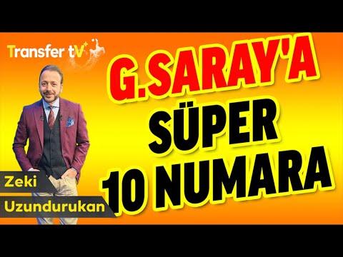 GALATASARAY'A RAMİREZ TEKLİFİ [Galatasaray transfer] Zeki Uzundurukan / Transfer TV Plus