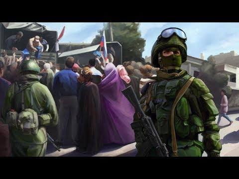 LiveLeak Simulator (Syrian Warfare)