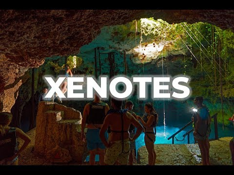 XENOTES TOUR: Experience four incredible cenotes | Cancun.com