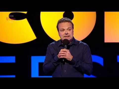 Hal Cruttenden Edinburgh Comedy Fest 2012