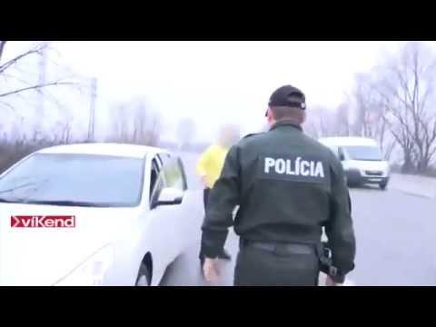 Slovenská policie ohrožuje provoz za účelem vybrat co nejvíce!!