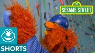 Sesame Street: Murray Goes Rock Climbing (Murray has a Little Lamb)