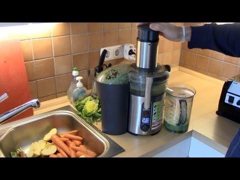 Warum man einen Entsafter braucht (Gastroback Design Multi Juicer Digital) [VEGAN]