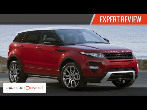 View Land Rover Range Rover Evoque Road Test Video Gaadi