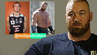 Hafthor Bjornsson - How I became The Worlds Strongest Man