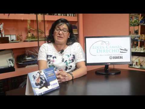 Programa 08: Modificaciones al delito de desaparición forzada - Luces Cámara Derecho - EGACAL