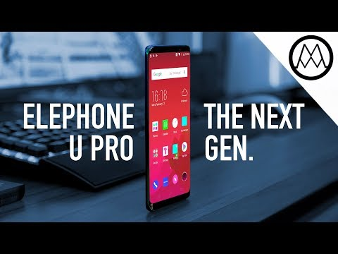 ELEPHONE U PRO UNBOXING AND REVIEW!