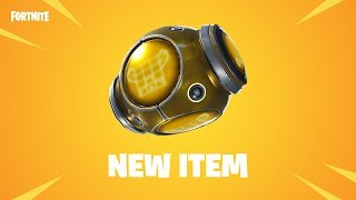 FORTNITE | PORT-A-FORTRESS | NEW ITEM