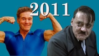 2011 Downfall Reenactments: Hitler Remembers Jack LaLanne