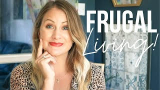 Frugal Living UK The Basics Of Saving Money & Living More Minimalist 2020! Part 2 Frugal Lifestyle
