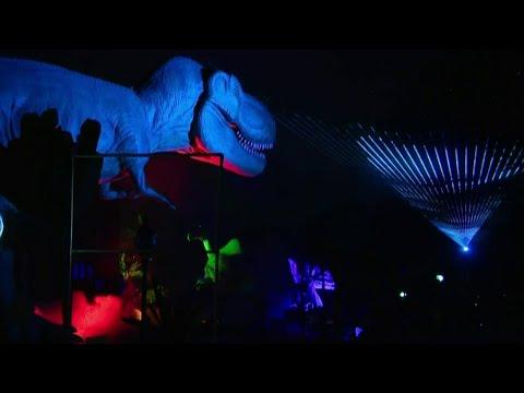 'Dinos After Dark' on May 28 at Canterbury Village