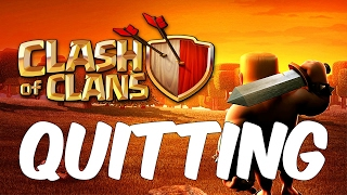 Why You NEED To Quit Clash of Clans!