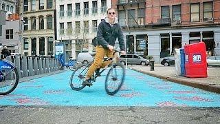 Bike Crash in NYC