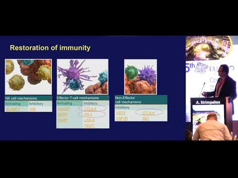 A. Strimpakos - Immunotherapy update