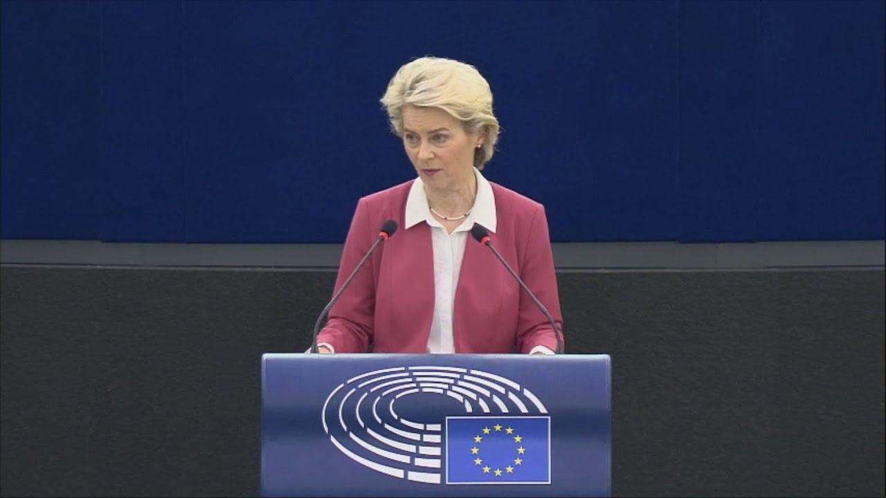Η Πρόεδρος φον ντερ Λάιεν παρουσίασε μέτρα βοήθειας για τους καταναλωτές και τις επιχειρήσεις