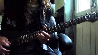 Dismember - Of Fire (Guitar Cover)