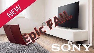 Качеcтво телевизоров SONY. Premium TV сломался через месяц.