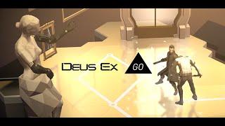 Deus Ex GO Launch Trailer