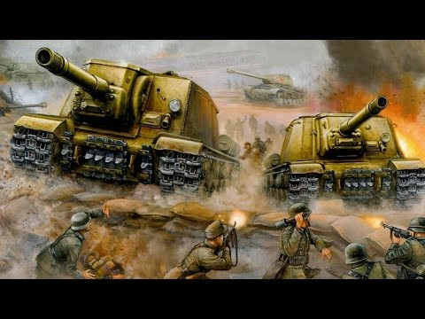 [Soviet/Russia] March of the Soviet Tankists [English Translation]