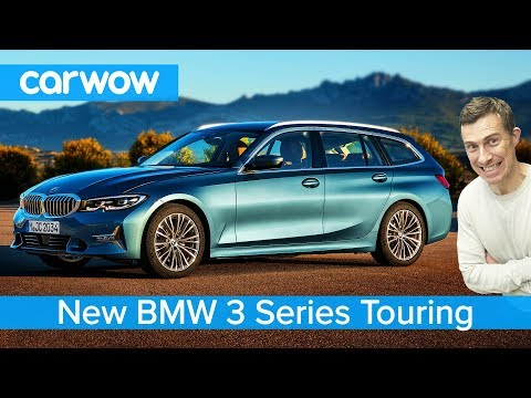 External Review Video Tbw8czW6XYs for BMW 3 Series Sedan (G20) & Touring (wagon, G21)