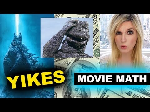 Box Office for Godzilla King of the Monsters, Rocketman, Ma